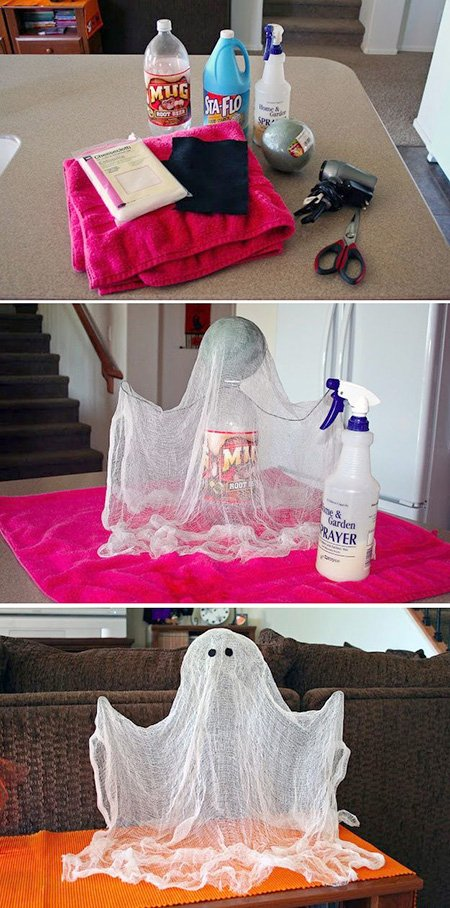 104. Ideas para decorar Halloween con cosas de casa