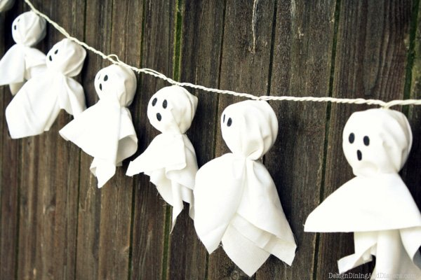 107. Ideas para decorar Halloween con cosas de casa