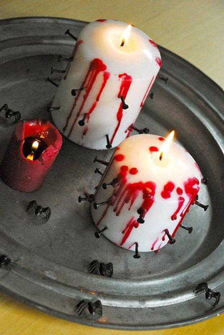 112. Ideas para decorar Halloween con cosas de casa