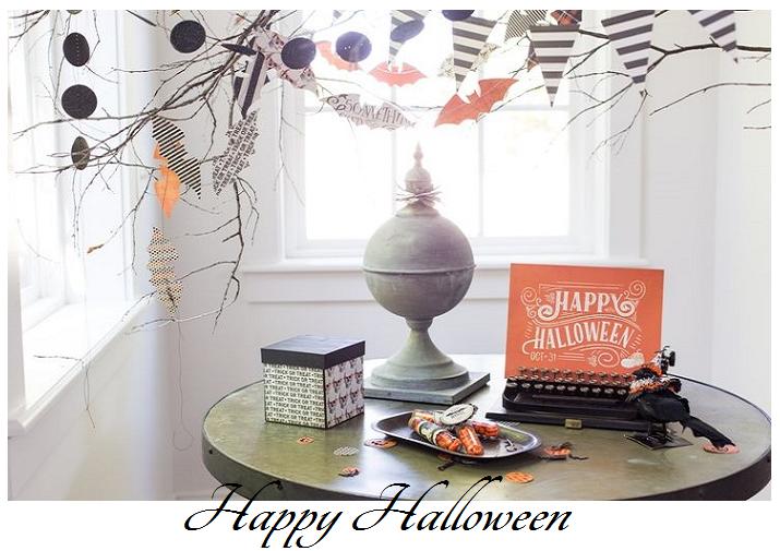 Ten un Halloween espeluznante con Carula