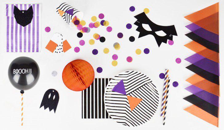 fiesta halloween decoraciones