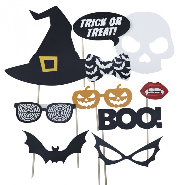 fiesta halloween gafas