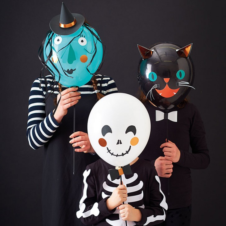 fiesta halloween globos