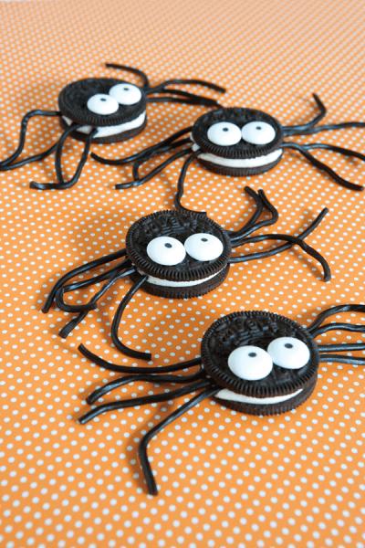 Terroríficas Galletas De Halloween Fiestas Y Cumples