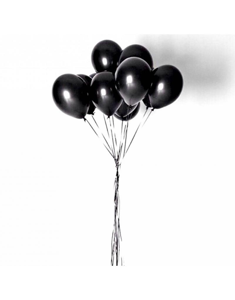 globos negros