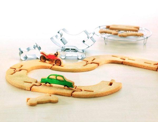 moldes galletas coches