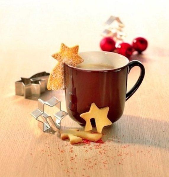 moldes galletas estrella navidad