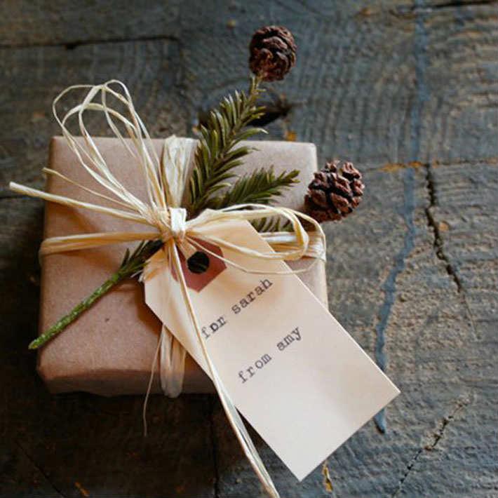 10 formas de envolver regalos de navidad 8