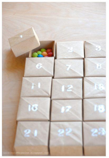 15 calendarios de Adviento para niños