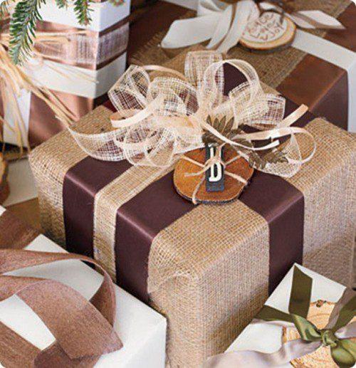 15 ideas para envolver regalos de navidad - 14