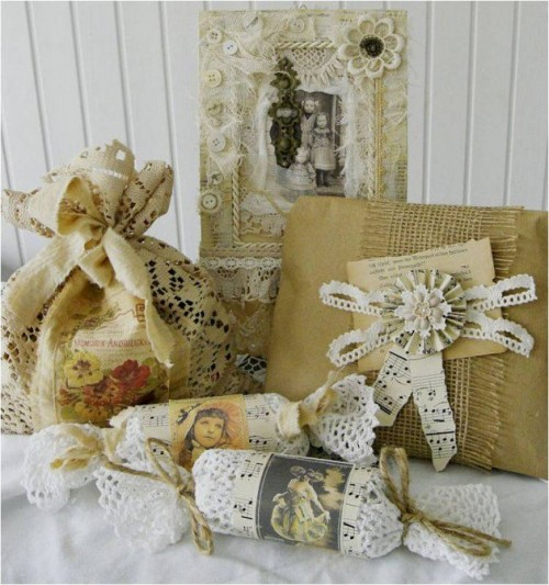 15 ideas para envolver regalos de navidad - 2