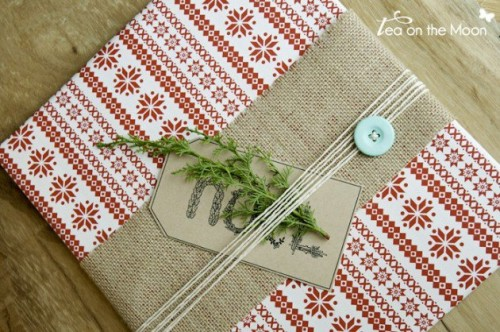 15 ideas para envolver regalos de navidad - 5