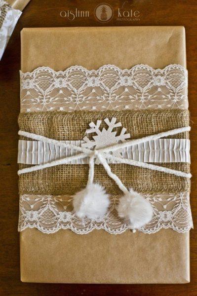 15 ideas para envolver regalos de navidad - 6