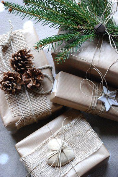 15 ideas para envolver regalos de navidad - 8