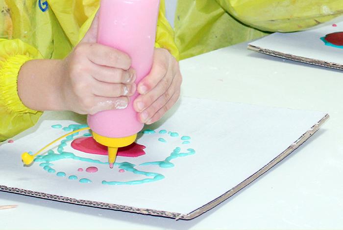 2_receta pintura en relieve