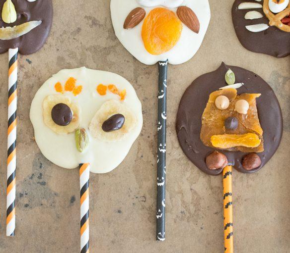 7 recetas de chocolate para niños