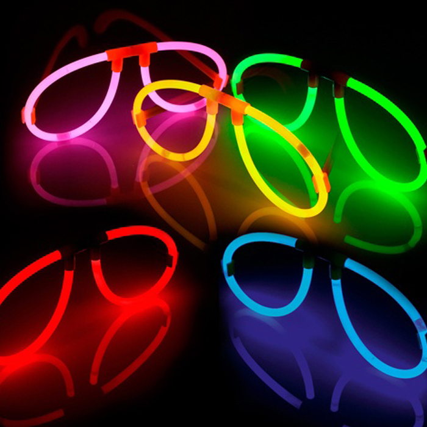 Pulseras fluorescentes para tus fiestas infantiles