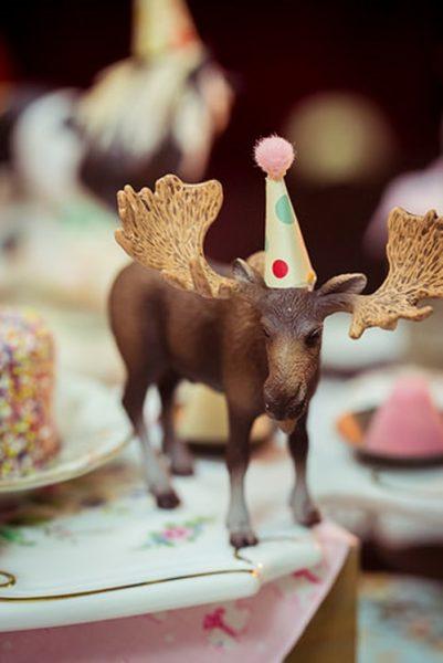animales en tartas infantiles