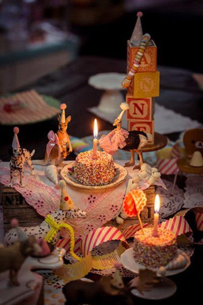 decorar tartas animales