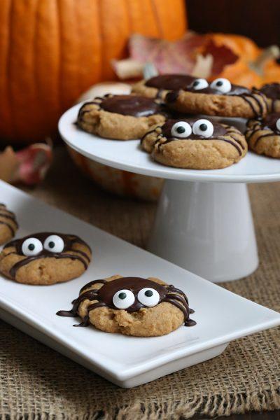 galletas de crema de cacahute faciles