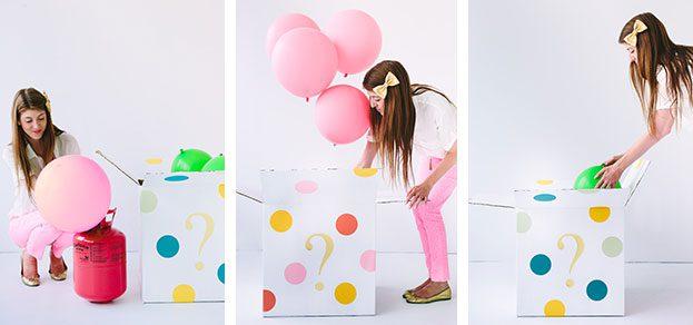 globos para babyshower 2