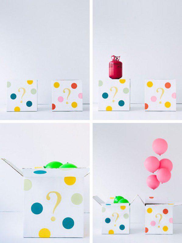 globos para babyshower