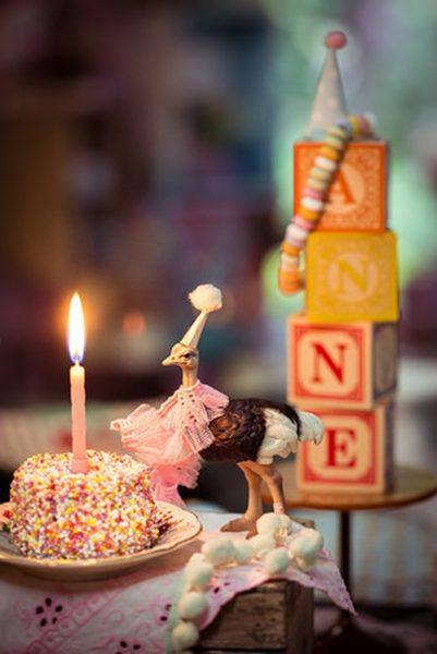 ideas para poner animales en las tartas