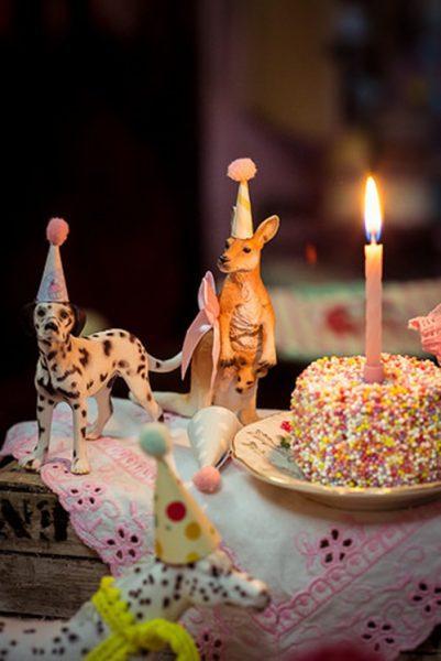 ideas tartas animales