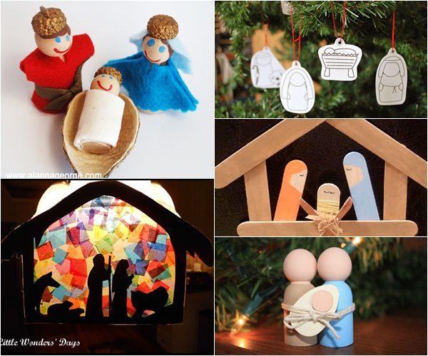 10 nacimientos muy originales para navidad