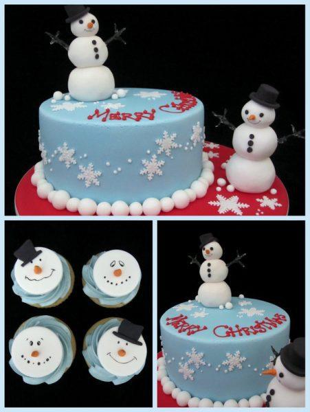 9 tartas de invierno para esta Navidad