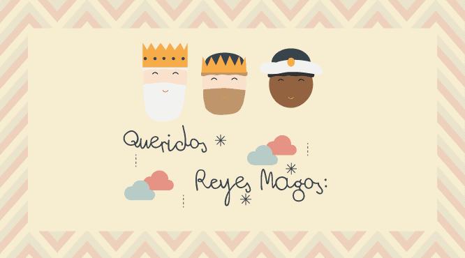 Carta a los Reyes Magos Descargable