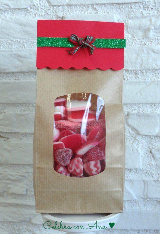 envolver regalos de navidad 6