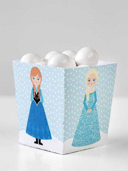 Imprimibles Para Fiesta de Frozen