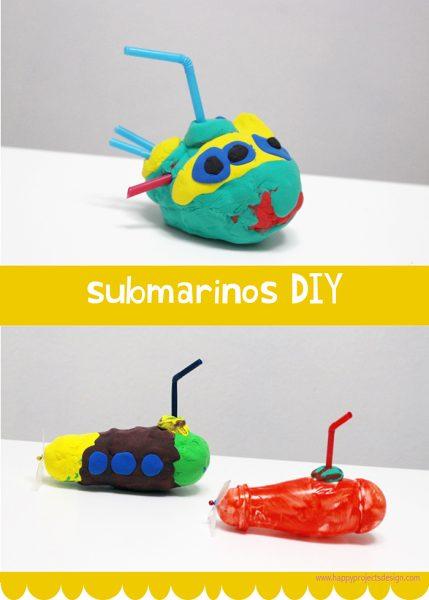 Submarinos DIY en casa
