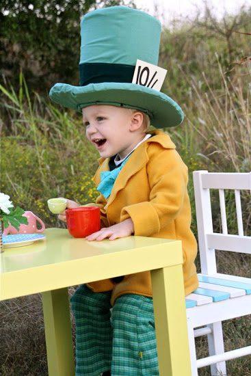 Disfraces de Alicia en el País de las Maravillas - sombrerero loco