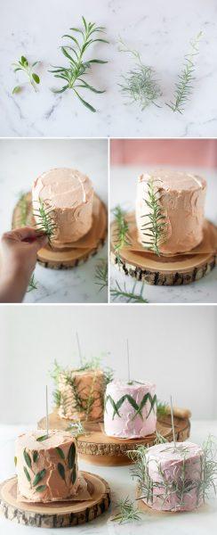 como hacer tarta de infusion