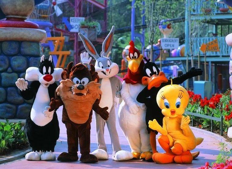 dinopolis 10 parques de atracciones para niños parque warner