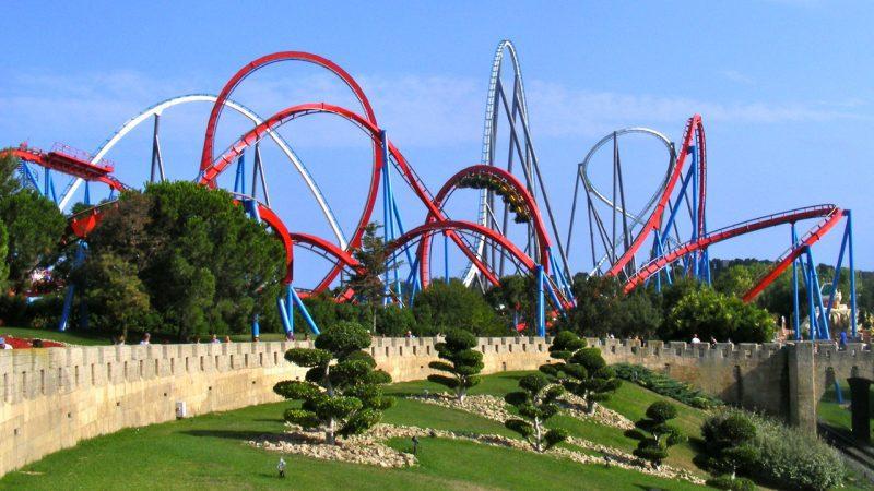 dinopolis 10 parques de atracciones para niños port aventura