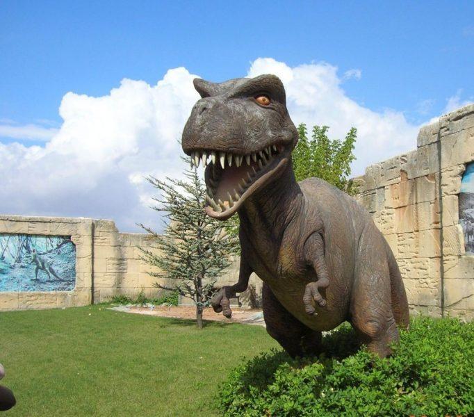 dinopolis 10 parques de atracciones para niños