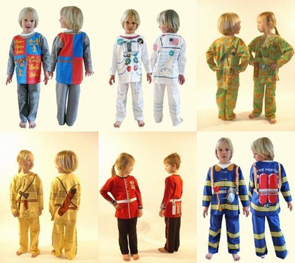 disfraces de pijama