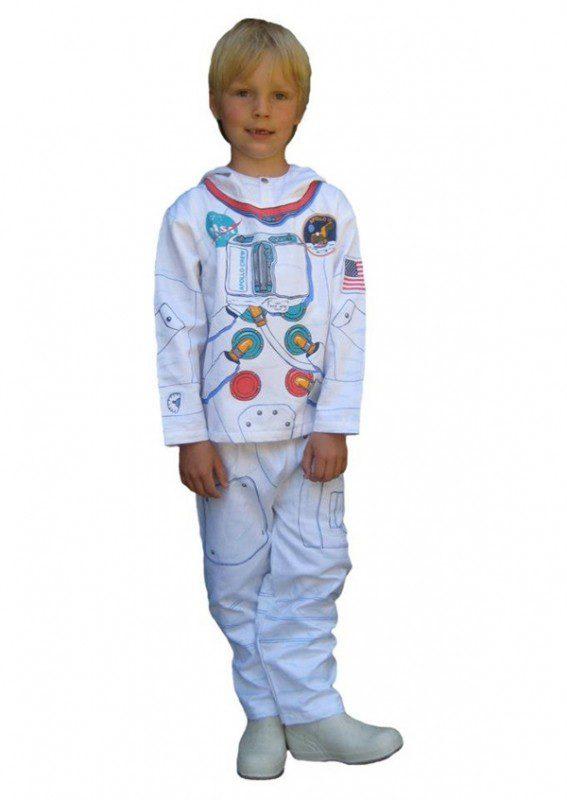 disfraz astronauta pijama niños
