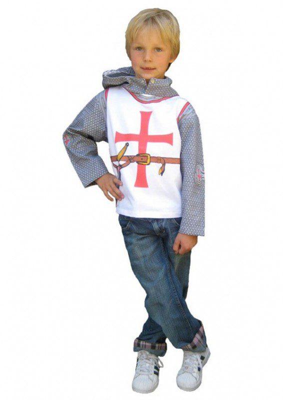 disfraz medieval pijama calentito