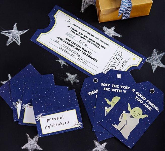 invitaciones-cumpleaños-star-wars
