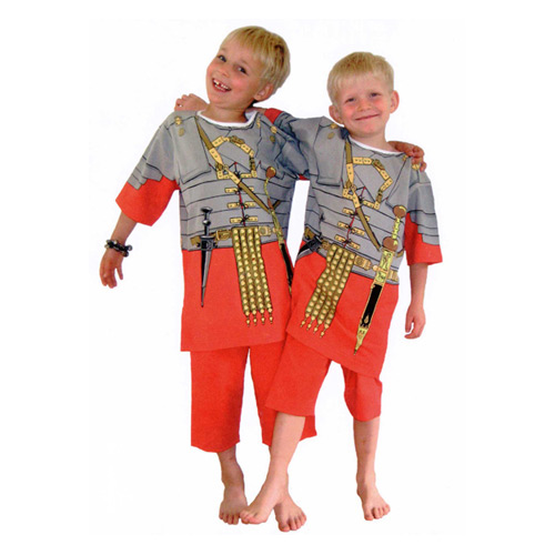 pijamas y disfraces - centurion romano