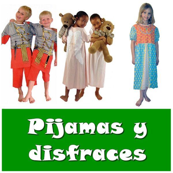 Pijamas y disfraces, ¡la combinación perfecta!