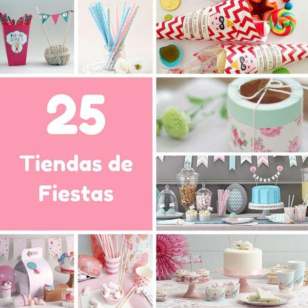e36a1fe4 25 Tiendas Online de Fiestas y Crafts Infantiles - Fiestas y Cumples