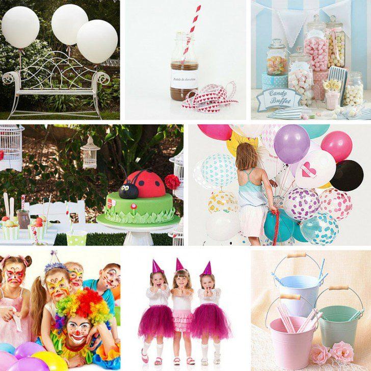 tiendas infantiles de fiestas
