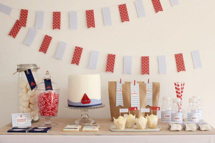 como preparar una mesa dulce para las celebraciones infantiles