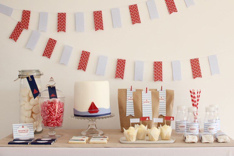 Cómo Preparar una Mesa Dulce para una Fiesta Infantil