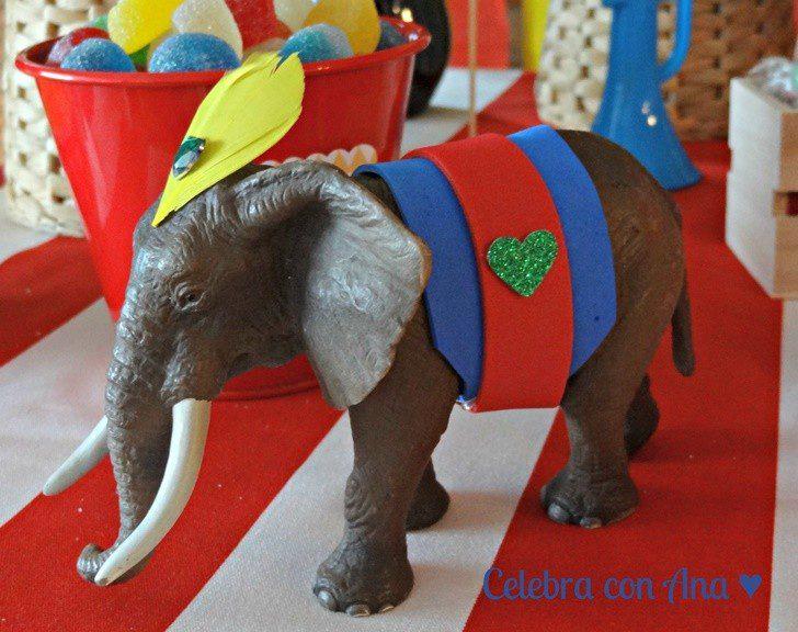 fiesta cumpleaños infantil circo